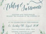 Italian Wedding Invitations Wording Items Similar to Olive Branch themed Rustic Italian