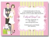 Jack and Jill Baby Shower Invitation Wording Jack and Jill Baby Shower Invitations