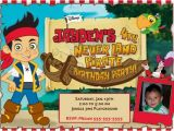 Jake and the Neverland Pirates Party Invitations Free Printable Jake and the Neverland Pirates Invitations