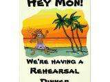 Jamaican Party Invitation Template Hey Mon Jamaica Beach Wedding Rehearsal Dinner Invitation