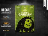 Jamaican Party Invitation Template Reggae Flyer 03 70 Off Flyer Templates On
