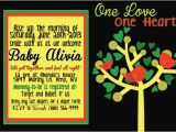 Jamaican themed Bridal Shower Invitations Rasta Bob Marley Baby Shower Invitation