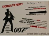James Bond Party Invitation Wording How to Host the Ultimate James Bond theme Party
