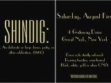 Jay Gatsby Party Invitation F Scott Fitzgerald 39 S Home is for Sale Let 39 S Throw A Party