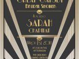 Jay Gatsby Party Invitation Gatsby themed Party Invitations Newest Braesd Com