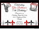 Jazz Party Invitations Black and White Birthday Party Invitation Ideas New