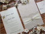 Jeweled Wedding Invitations these Jeweled Wedding Invitations Make A Statement