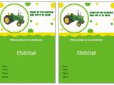 John Deere Party Invitations Free Baptism Invitation John Deere Invitations Superb
