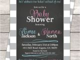 Joint Baby Shower Invites Joint Baby Shower Invitation for Boys and Girls by
