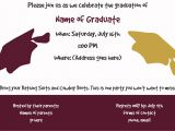 Joint Graduation Party Invitations Joint Graduation Invitation Kristinvite