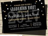 Joint Graduation Party Invitations Printable Graduation Invitation Joint Graduation Party