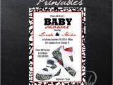 Jordan Baby Shower Invitations Printable Jordan Jumpman Inspired Baby Shower by Lovinglymine