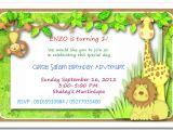 Jungle Birthday Invitation Template 40th Birthday Ideas Jungle Birthday Invitation Template Free