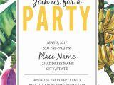 Jungle Book Birthday Invitation Template Jungle Party Birthday Invitation Template Free Personal