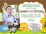 Jungle theme Party Invitation Templates Safari themed Birthday Invitations Safari themed Birthday