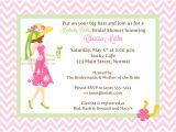 Kentucky Derby Bridal Shower Invitations Bridal Shower Invitations Bridal Shower Invitations
