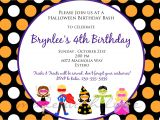 Kids Birthday Party Invitation Text Kids Birthday Party Invitation Wording Bagvania Free