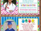 Kindergarten Graduation Invitation Ideas 17 Best Images About Preschool Beginning End Of the Year