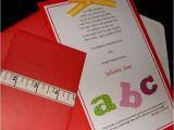 Kindergarten Graduation Invitation Ideas 17 Best Images About Preschool Graduation On Pinterest