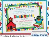 Kindergarten Graduation Invitation Ideas Kinder Graduation Party Invitation orderecigsjuice Info