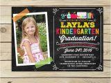 Kindergarten Graduation Invitation Ideas Kindergarten Graduation Invitation Preschool Graduation