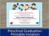 Kindergarten Graduation Invitation Ideas Preschool Graduation Invitation Ideas Listmachinepro Com