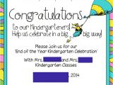 Kindergarten Graduation Invitation Letter to Parents Kindergarten Graduation Invitation Letter to Parents Jin