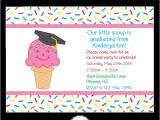 Kindergarten Graduation Invitation Wording Preschool or Kindergarten Graduation Diy Printable Custom