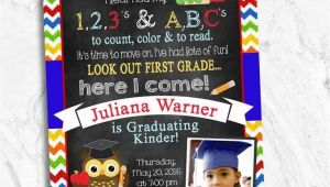 Kindergarten Graduation Party Invitations 19 Best Images About Big Girl School Stuff On Pinterest