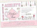 Kitchen Tea Party Invitation Ideas Kitchen Tea 39 Teapot 39 Shower Invitations Bridal Tea