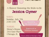 Kitchen themed Bridal Shower Invitations Best 25 Kitchen Bridal Showers Ideas On Pinterest