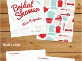 Kitchen themed Bridal Shower Invitations Kitchen themed Bridal Shower Invitation and Decor by Dcstudios