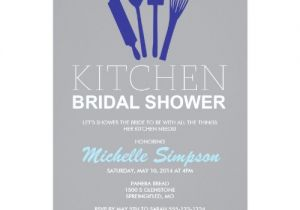 Kitchen themed Bridal Shower Invitations Kitchen themed Bridal Shower Invitations Webnuggetz Com