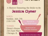 Kitchen themed Bridal Shower Invites Best 25 Kitchen Bridal Showers Ideas On Pinterest