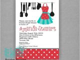 Kitchen themed Bridal Shower Invites How to Pick A Better Bridal Shower theme