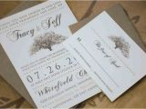 Kraft Paper Wedding Invitation Kit Images Diy Printable Rhdrjohnsoninfo Set Olive Green Fall