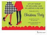 Ladies Christmas Party Invitations Ladies Christmas Party Invitations Oxsvitation Com