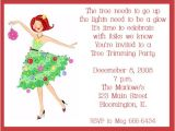 Ladies Christmas Party Invitations the 25 Best Christmas Party Invitation Wording Ideas On