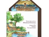 Lake Party Invitation Templates Free Free Lake House Invitations Free Party Invitations