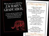 Lamar University Graduation Invitations Morrison Printing Special Occasions