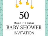 Language for Baby Shower Invitation 75 Most Popular Baby Shower Invitation Wordings