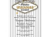 Las Vegas themed Bridal Shower Invitations Bridal Shower Invitations Bridal Shower Invitations Vegas