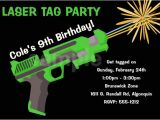 Laser Tag Party Invitations Free Laser Tag Birthday Invitations Ideas Free Bagvania Free