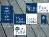 Latke Party Invitation Latke Vodka Hanukkah Party Pack Printable Digital by