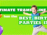 Launch Trampoline Park Birthday Invitations Rockin Jump Trampoline Park 2 Hour Open Jump Pass Valid