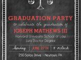 Law School Graduation Party Invitations Templates Sample Graduation Invitations