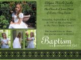 Lds Baptism Invitation Wording Baptism Invitation Baptism Invitation Card New
