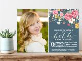 Lds Baptism Invite Lds Baptism Invitation Girl Baptism Invitation Printable