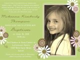 Lds Baptism Invite Wording Baptism Invitation Lds Baptism Invitations New