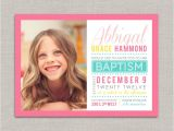 Lds Baptism Invites Lds Baptism Invitation Abbigal by Announcingyou On Etsy